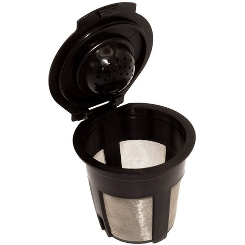 Reusable Single Cup Pod For Keurig
