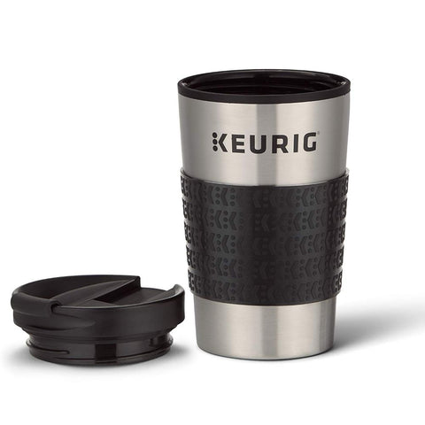 Image of Keurig 12oz Stainless Steel Insulated Coffee Travel Mug