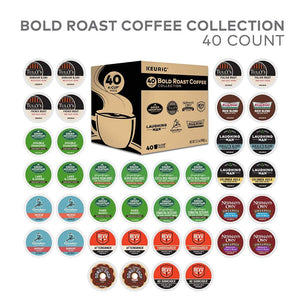 Green Mountain Coffee Keurig Single-Serve K-Cup Sampler 40 Count Variety Pack