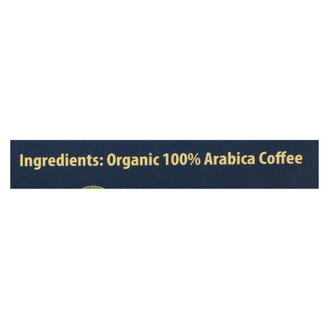 Image of Organic Coffee Company Onecups - French Roast - Case Of 6 - 4.65 Oz.