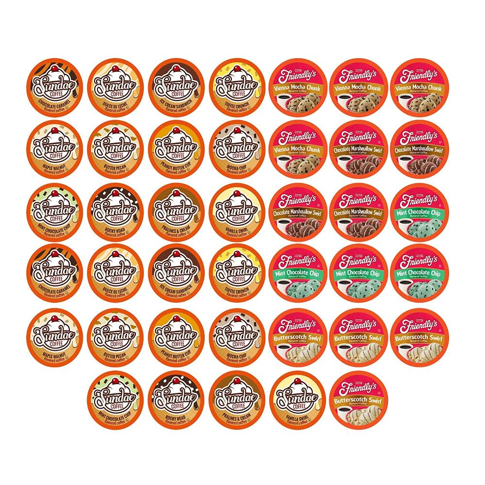 Two Rivers K-Cup Variety Packs - 40 Ct.