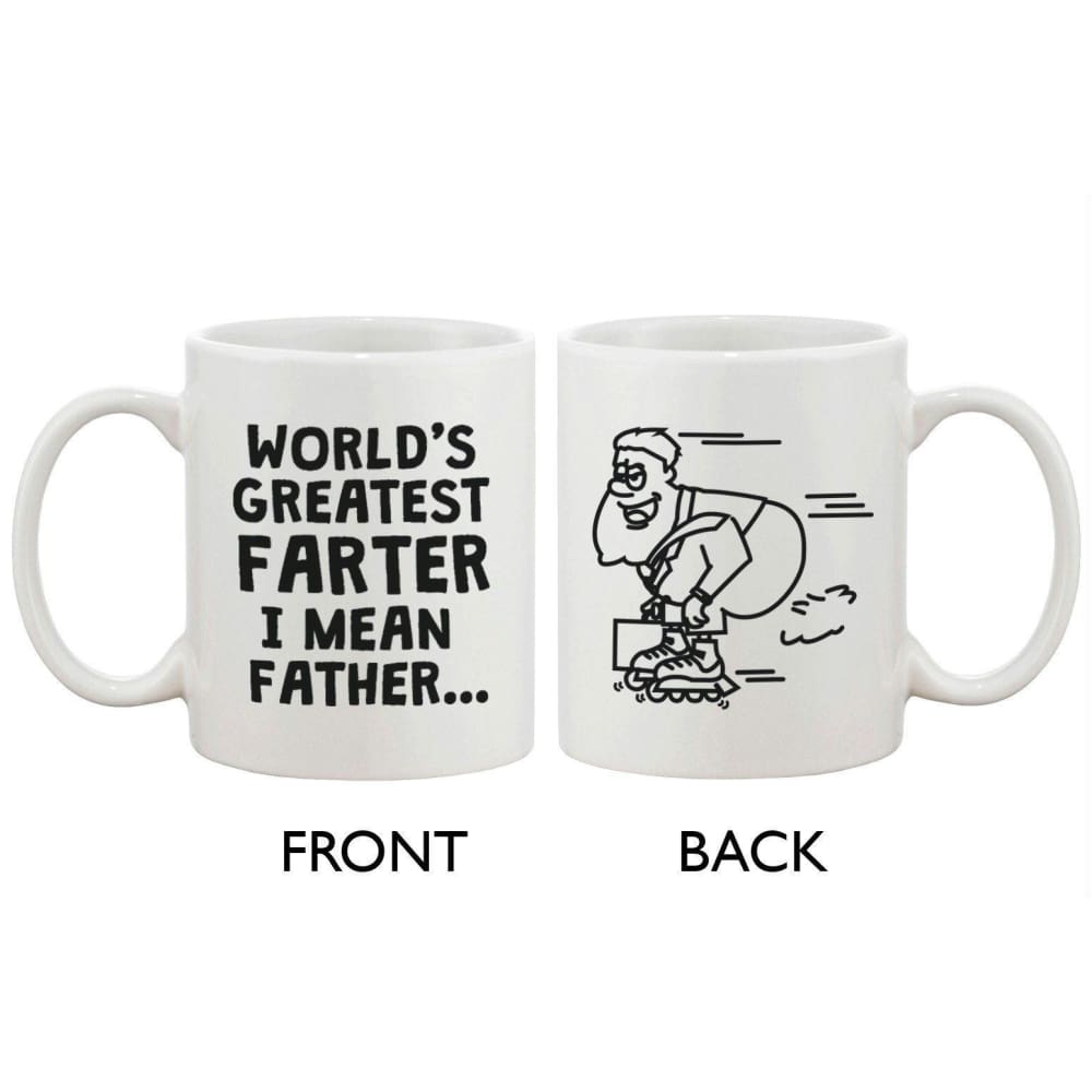 Fathers Day Mug for Dad - Daddys Working Mode Mug Best Gift for Father - Apparel & Accessories