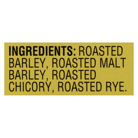 Kaffree Instant Roasted Grain Beverage - Roma - Case Of 6 - 7 Oz. - Eco-Friendly Home & Grocery