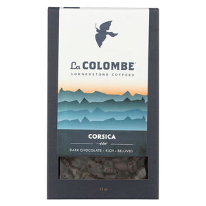 La Colombe Whole Bean Coffee - Corsica - Case Of 8 - 12 Oz. - Eco-Friendly Home & Grocery