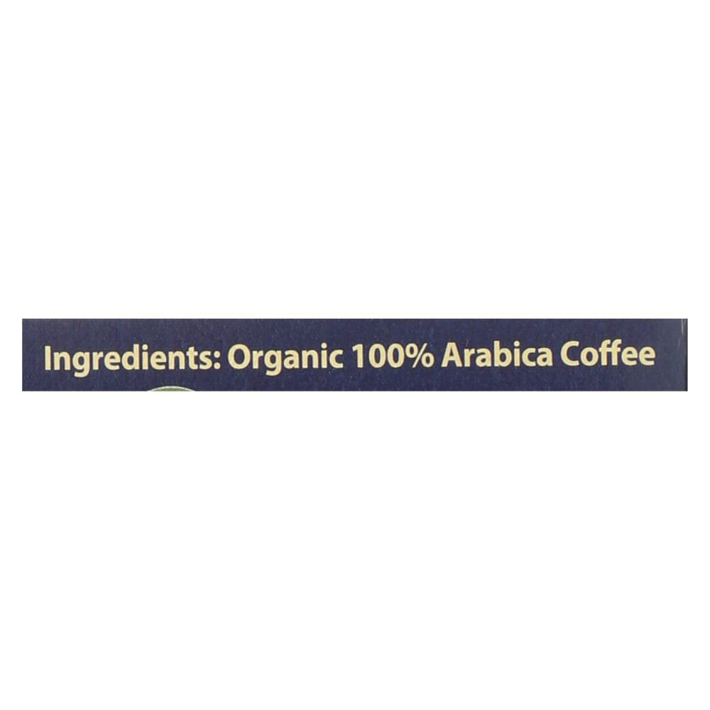 Organic Coffee Company Onecups - Breakfast Blend - Case Of 6 - 4.65 Oz. - Eco-Friendly Home & Grocery