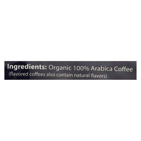 Image of Organic Coffee Coffee - Organic - Ground - French Roast - 12 Oz - Case Of 6 - Eco-Friendly Home & Grocery