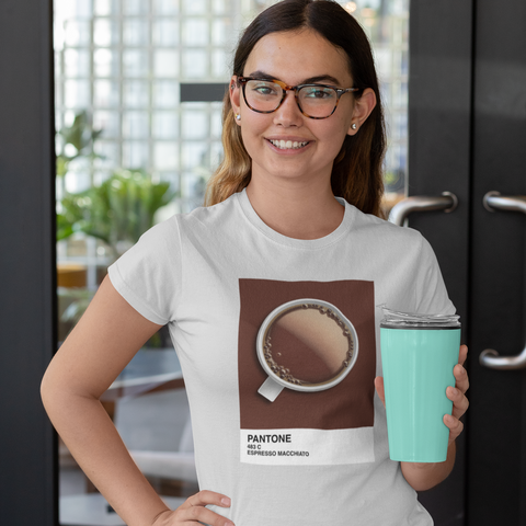 Image of Pantone Espresso Apparel