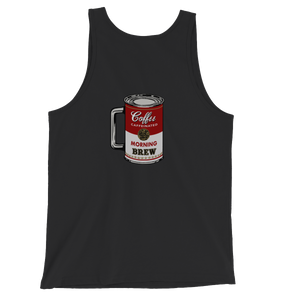 Campbells Coffee Back Design
