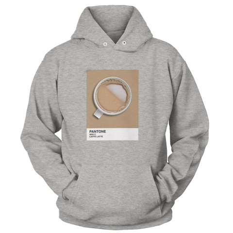 Pantone Latte Apparel
