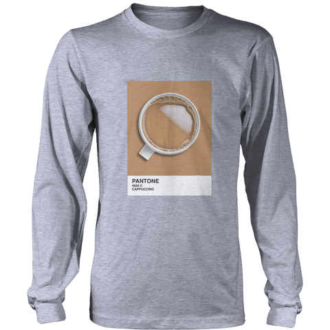 Image of Pantone Cappuccino Apparel