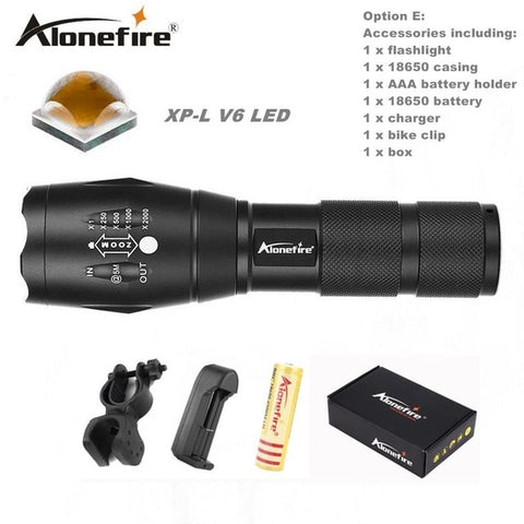 Image of G900 TACTICAL MILITARY FLASHLIGHT
