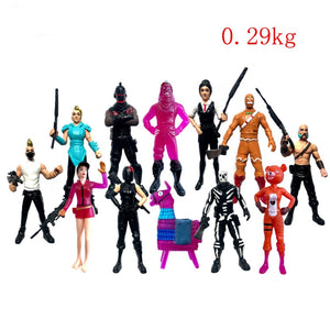 12 pieces of Fortnite Action Figures