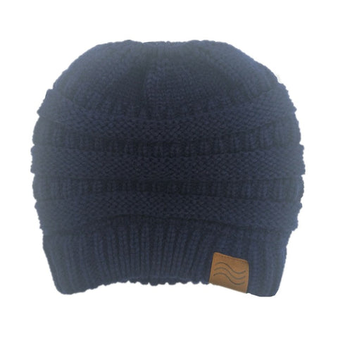 Soft Knit Ponytail Beanie *HOT HOT HOT*