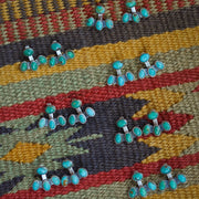 Mountain Maven Ear Jackets - Tyrone Turquoise Earrings