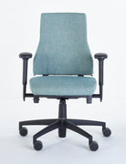 Axia 2.3 - High Back, Extra Thick Seat.