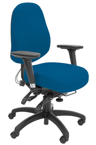 Spynamics SD6, Specialist Task Back Care Chair, Medium Back, Large Seat.
