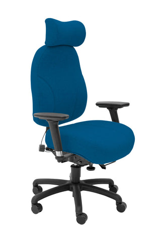 Grande+6 Large Bad Back Task/Managers Chair