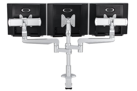 e-levate Premium Multi-Screen Monitor Arms