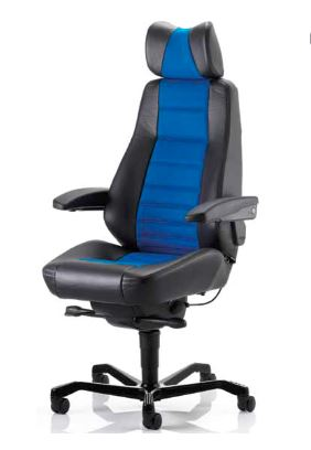 KAB Controller 24Hr Heavy Duty Chair