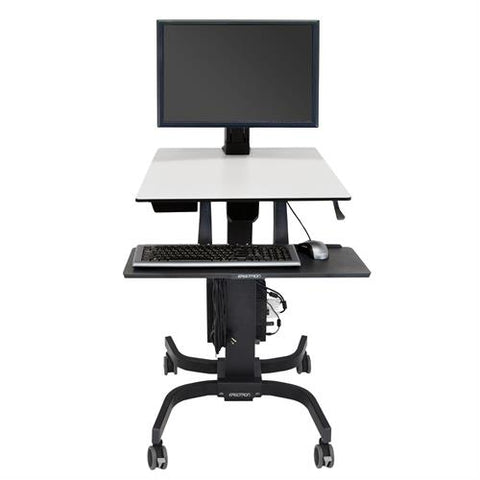 Ergotron Workfit-C Mobile Standing Workstation