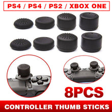 Load image into Gallery viewer, PS4 Controller Thumb Stick Grip Thumbstick Cap Cover Xbox One PS3 PS2 Joystick