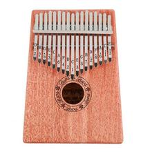 Load image into Gallery viewer, 17 Keys Kalimba-George Thumb Piano