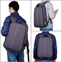 Load image into Gallery viewer, Adjustable Unisex USB Charging Anti Theft Backpack