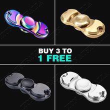 Load image into Gallery viewer, AU 3D Fidget Hand Finger Spinner EDC Focus Stress Reliever Toys For Kids Adults