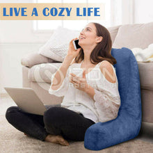 Load image into Gallery viewer, Back Rest Support Pillow Reading Pillow Cushion Pregnant Seat Chair Home Office