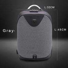 ARCTIC HUNTER Anti Theft USB Charging Backpack