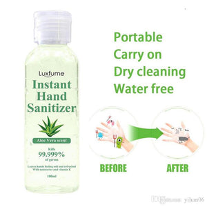 Hand Sanitiser - 75% Alcohol Anti-Bacterial Sanitiser - 100ml
