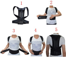 Load image into Gallery viewer, Posture Corrector (Adjustable to All Body Sizes)