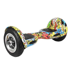 10 Inch Wheel Electric Hoverboard Scooter - HipHop