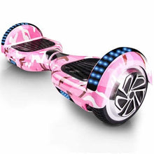 "Load image into Gallery viewer, 6.5"" Wheel Hoverboard Self Balancing Scooter - Camouflage Pink"
