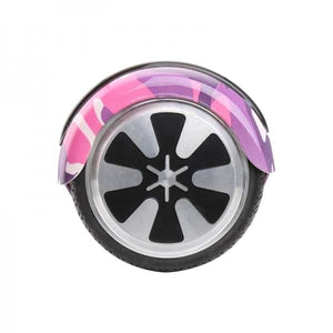 "6.5"" Wheel Hoverboard Self Balancing Scooter - Camouflage Pink"