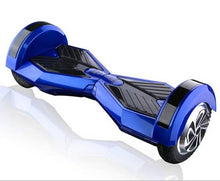 "Load image into Gallery viewer, 8"" Wheel Lamborghini Style Hoverboard Scooter - Blue Colour"