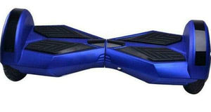 "8"" Wheel Lamborghini Style Hoverboard Scooter - Blue Colour"