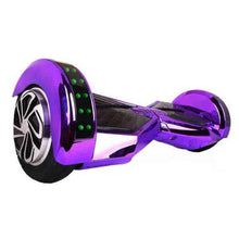 "Load image into Gallery viewer, 8"" Wheel Lamborghini Style Hoverboard Scooter - Purple Colour"
