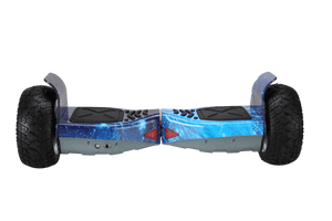 Off Road Hoverboard NS8 Model - Blue Galaxy