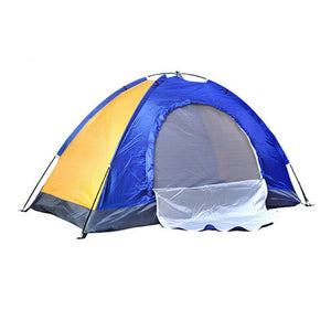 2 Person Camping Tent Automatically Family Tent Waterproof UV-proof Sunshade