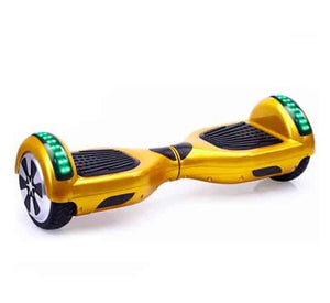 "6.5"" Wheel Hoverboard Self Balancing Scooter - Gold"