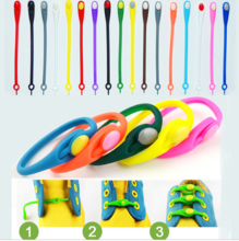 Load image into Gallery viewer, Silicone Shoe Lace (12PCS)