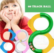 Load image into Gallery viewer, Children's training equipment 88 track ball Puzzle