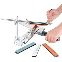 Knife - All Iron Steel Kitchen Sharpening System Tools