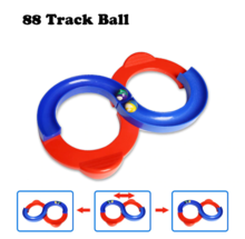 Children's training equipment 88 track ball Puzzle