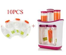 Food Pouch Packing Station - Baby Food Pouches Maker