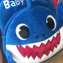 Load image into Gallery viewer, Baby Shark Travel Backpack or School Backpack