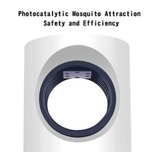 Photocatalytic Anti-Mosquito Lamp