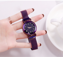 BUY 3 FREE SHIPPING - Six Colors Starry Sky Watch