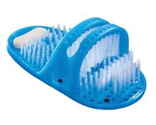 Cleaning Brush Exfoliating Foot Shower Slippers